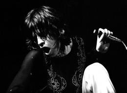 Mick Jagger, 1967, Hahnemühle Fine Art Baryta Print © Michael Horowitz