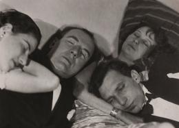 Irene Bayer-Hecht (1898‒1991): Makkaroni, vor 1928. Silbergelatinepapier, 12,4 x 16,7 cm; Museum Folkwang, Essen, © unbekannt