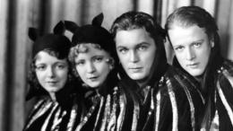 Murnau's 4 Devils - Traces of a lost Film (Janet Bergstrom, US 2003)