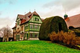 Museum Langmatt, Aussenansicht