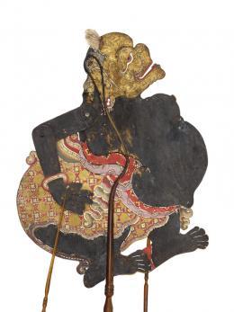 Semar, Java, 1800–1900, Geschenk Paul und Tina Stohler, Museum Rietberg, 2017.561
