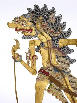 Rajamala, Java, 1850–1950, Geschenk Paul und Tina Stohler, Museum Rietberg, 2017.595