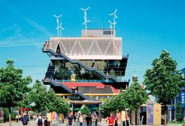 Expo 2000, Hannover Bildnachweis: © Van Reeken