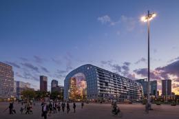 Markthal, Rotterdam Bildnachweis: © Daria Scagliola & Stijn Brakkee