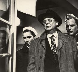 Trenutki odločitve (Moments of Decision), 1955, František Čap, Foto: Slovenska kinoteka