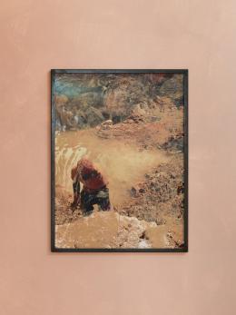 Karimah Ashadu, Plateau, 2021, Ausstellungsansicht Secession 2021, Foto: Pascal Petignat