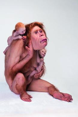 Patricia Piccinini, Kindred, 2018 © Courtesy of the artist Foto: Peter Hennessey