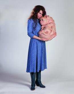 Patricia Piccinini, The Bond, 2016 © Courtesy of the artist Foto: Peter Hennessey