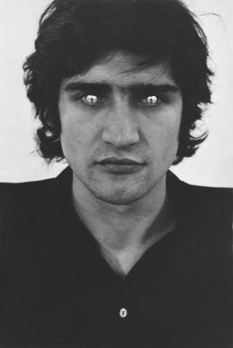 Giuseppe Penone, Rovesciare gli occhi, 1970 © 2019, ProLitteris, Zürich
