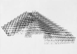 "John Frazer, ""Reptile Flexible Enclosure System"", 1970  © John Frazer"