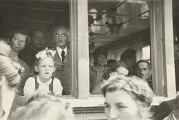Robert Frank, Landsgemeinde, Hundwil, 1949 © Andrea Frank Foundation; courtesy Pace/MacGill Gallery, New York
