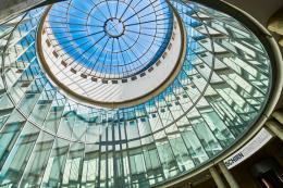 Rotunde der Schirn Kunsthalle Frankfurt © Schirn Kunsthalle Frankfurt, 2016, Foto: Norbert Miguletz