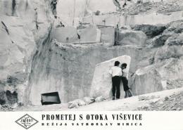 Prometej S Otoka Viševice (Prometheus von der Insel | Vatroslav Mimica, YU 1964)