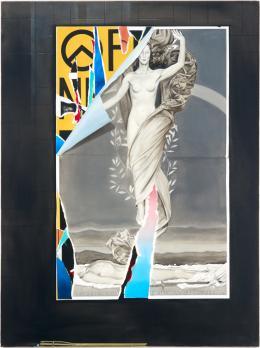Markus Proschek, Laminat (Opfer), 2019, Courtesy: Markus Proschek/SVIT Gallery Prague