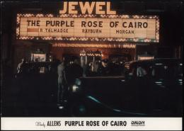 The Purple Rose of Cairo (Woody Allen, US 1985)