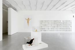 Renate Bertlmann. Hier ruht meine Zärtlichkeit Ausstellungsansicht, Landesgalerie Niederösterreich 2019 © Kunstmeile Krems, Foto: Claudia Rohrauer