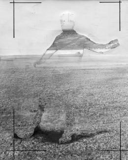 "Sebastian Riemer, ""Abandoned (Soccer)"", 2016 Pigmentprint © Sebastian Riemer"
