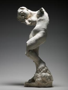 RodinAuguste - La Meditaion sans bras, 1884, © Musee Rodin, Foto Christian Baraja