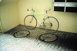 Motiv A: Schweiz, 1995 © Roman Signer, KUB