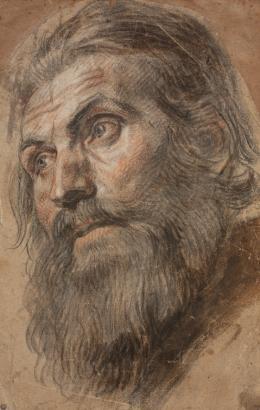 Peter Paul Rubens (Werkstatt)  Hl. Johannes (Studie), o. D. (um 1630)  Nordico Stadtmuseum Linz