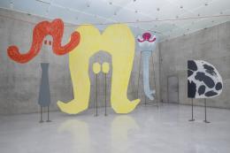 Ashley Hans Scheirl, Ausstellungsansicht 3. OG, Kunsthaus Bregenz, 2020 Das Labor: Operationssaal, 2020 Foto: Markus Tretter Courtesy of the artist © Ashley Hans Scheirl, Kunsthaus Bregenz