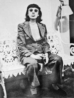 Lee Krasner, ca. 1938, unbekannter Fotograf