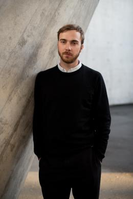 Sebastian Stadler, Foto: Martina Perrin