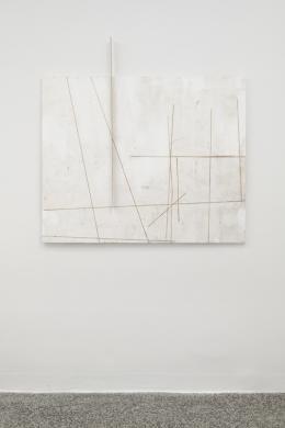 Fernanda Gomes, ohne Titel, 2019, Ausstellungsansicht Secession 2019, Foto: Peter Mochi