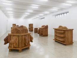 aniel Dewar & Grégory Gicquel, Ausstellungsansicht Secession 2021 © Foto: Sophie Thun