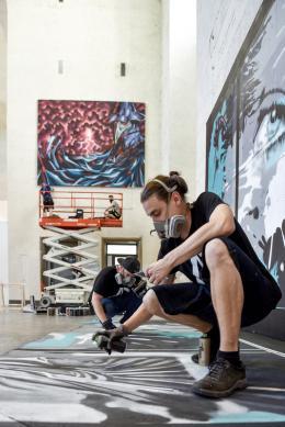 <del>Secret</del> Walls Gallery, Foto: Gerald Ulmann