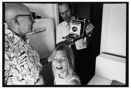 Allan Sekula, Silbergelatineabzug auf Barytpapier, aus: Aerospace Folktales, 1973, Foto-Audio-Installation © Sammlung Generali Foundation – Dauerleihgabe am Museum der Moderne Salzburg, Foto: Allan Sekula