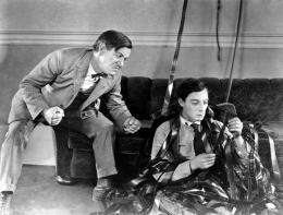"Sherlock Jr. (Buster Keaton/Roscoe ""Fatty"" Arbuckle, US 1924)"