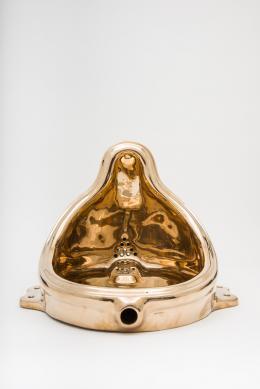 Sherrie Levine Fountain (Buddha), 1996  Albertina, Wien. Sammlung Jablonka