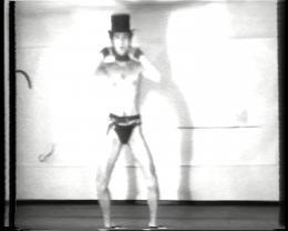 Alex Silber, 1950, Das Lied der Heimat, 1977/80, Video, U-Matic, schwarzweiss, Ton, Kunstmuseum Luzern
