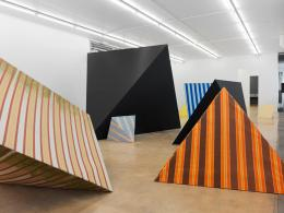 "Sonia Kacem, ""Loulou"", Installation view Mamco, Geneva, 2014. Photo: Annik Wetter"