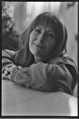 Portrait von Gertrud Vogler, Urheber unbekannt (Schweizerisches Sozialarchiv).