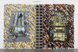 Stephen Willats: A Difficult Boy in a Concrete Block, 1983; Sammlung Migros Museum für Gegenwartskunst