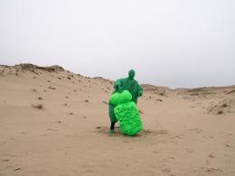Susanna Flock: I don't exist yet (2020), Digitalvideo in Farbe, 16:9 © Susanna Flock