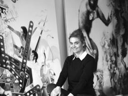 Susanne Kühn, 2019 Foto: Xaver Kühn