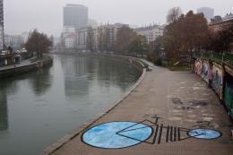 Shue, Donaukanal  Foto: Herbalizer