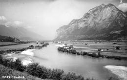 Innsbruck gegen Westen (Martinswand) um 1920  © Tiroler Landesmuseen