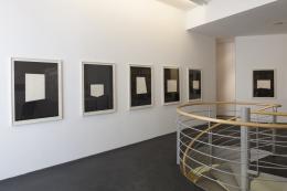 "James Turrell, ""The Projection Series"" Ausstellungsansicht Häusler Contemporary München, 2013 | Foto: Florian Holzherr"