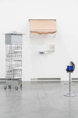 Real Madrid, It's my party and I'll die if I want to, 2019, Courtesy the artists, Co-produced by Migros Museum für Gegenwartskunst. Ausstellungsansicht Migros Museum für Gegenwartskunst, Foto: Lorenzo Pusterla