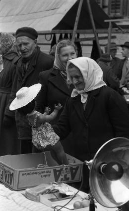 """""""Grazer Fetzenmarkt"""", undatiert,  Foto: Multimediale Sammlungen/Universalmuseum Joanneum"""