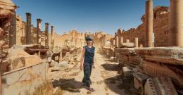 Virtuelle Reise durch das Theater in Leptis Magna, Libyen; © Ubisoft