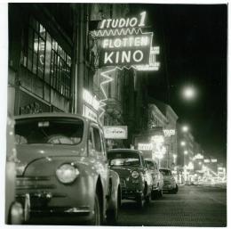 Flotten Kino 1960 © Kurier Archiv