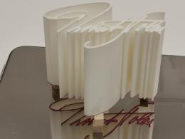 Fridolin Welte, 3D Druck © Fridolin Welte