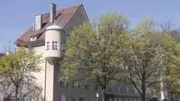 Städtische Wohnanlage, Feldkirch, 1925–26 – © Lukas Schaller (Film-Still)
