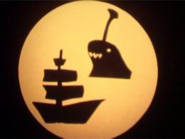 """Rolf Winnewisser, Bildentstehung , 1981-1985, Super8-Film, transferiert auf DVD, 18'29"""", Kunstmuseum Luzern"""