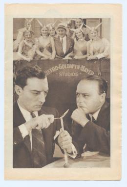 Wir schalten um auf Hollywood (Frank Reicher, US 1931)